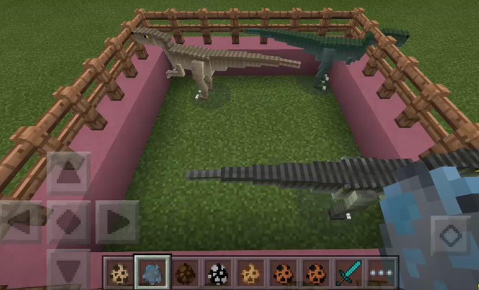Pocket Creatures Mod