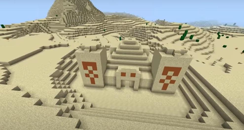 Templos de desierto